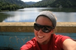 Caitlin Muir, globe trekker
