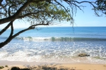 Beach at Rincon, Puerto Rico